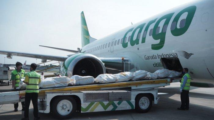 Ada Kebijakan Larangan Mudik 2021, Citilink Layani 36 Penerbangan Kargo ke Berbagai Daerah