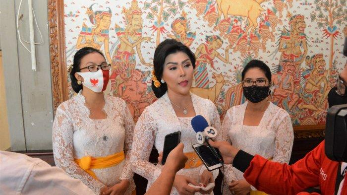 Berbagi Kasih, Gatriwara DPRD Bali Berpesan Jangan Putus Asa di tengah Pandemi Covid-19