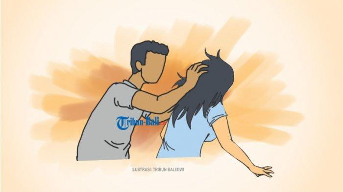 Hanya Karena Minta Diantar ke Pasar di Denpasar Bali, Ketut S Colok Mata Kekasihnya