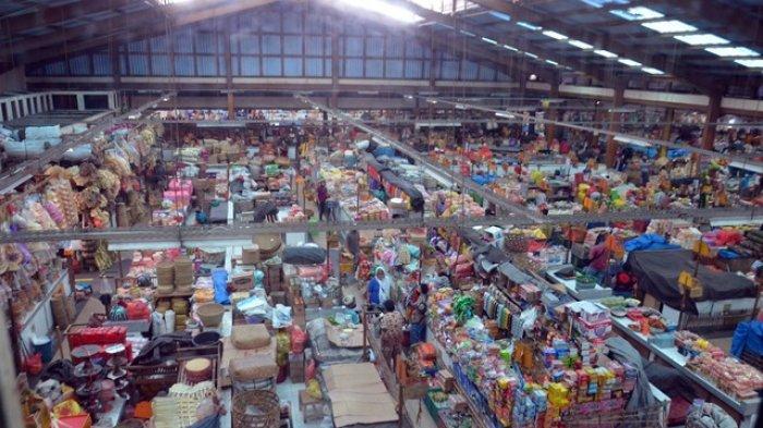 Pasar Galiran Mulai Ditutup, Klungkung Kehilangan Rp 20 Juta Per Hari