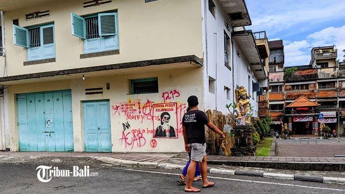 Coretan Bernada Kritik di Kota Semarapura Klungkung, Tulisan Ini Mewakili Keluhan Warga
