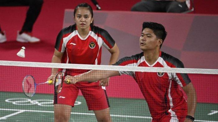 HASIL Drawing 8 Besar Bulutangkis Olimpiade Tokyo: Praveen/Melati Hadapi Wakil China Ranking 1 Dunia