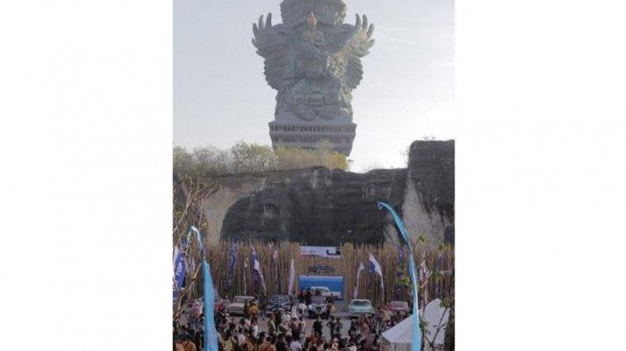 FOTO-FOTO Liburan Natal dan Tahun Baru di GWK Bali, Siapkan Pesta Kembang Api - garuda-wisnu-kencana-1.jpg