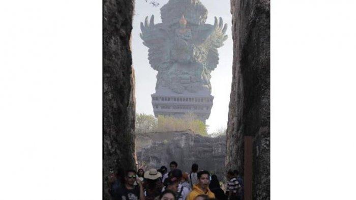 FOTO-FOTO Liburan Natal dan Tahun Baru di GWK Bali, Siapkan Pesta Kembang Api - garuda-wisnu-kencana-2.jpg