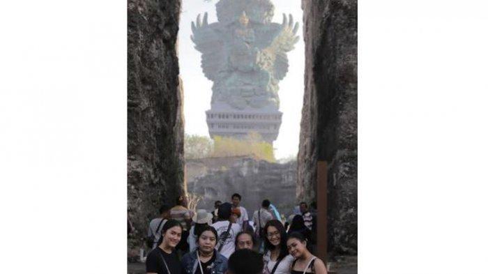 FOTO-FOTO Liburan Natal dan Tahun Baru di GWK Bali, Siapkan Pesta Kembang Api - garuda-wisnu-kencana-3.jpg