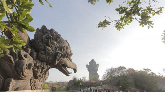Periode Libur Nataru Rata-Rata 10.000 Wisatawan Kunjungi GWK, Tahun 2020 Akan Ada Sesuatu Yang Baru