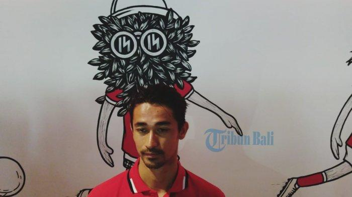 Pemain Bali United Gavin Kwan Adsit Nilai Pemain Tampines Rovers Asal Jepang Berbahaya