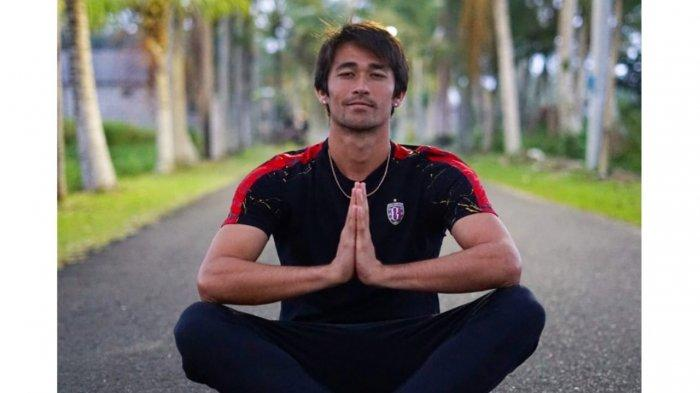 Gavin Kwan: Semoga Bali United Beruntung di AFC Cup, Target Juara Liga 1