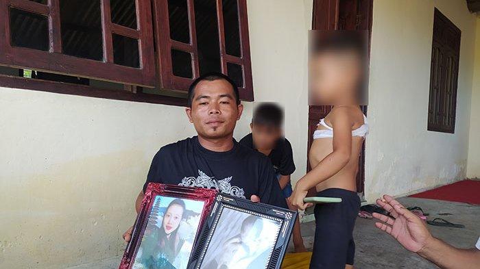 Budiarta Kehilangan Istri dan Anaknya, Perbekel Kubutambahan dan Komunitas Sosial Buka Donasi