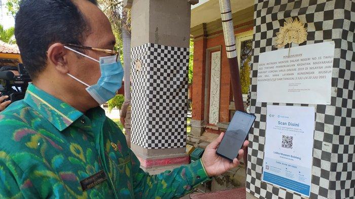 Pengelola DTW Agar Lapor Pengunjung Bertanda Merah dan Hitam pada Aplikasi PeduliLindungi