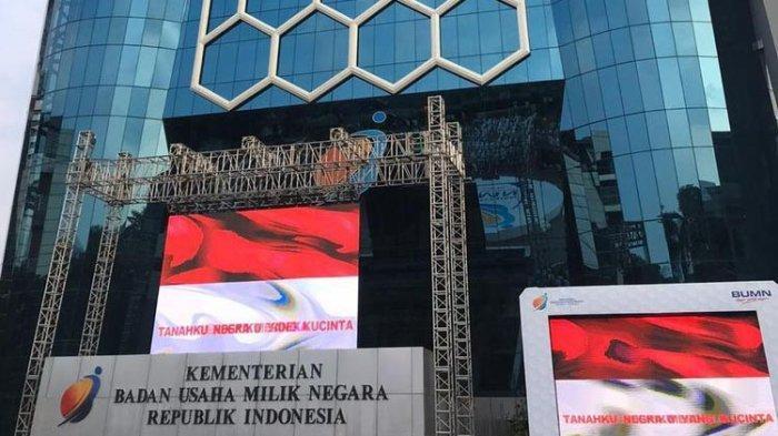 Gedung Kementerian ESDM Raih Penghargaan Bangunan Hemat Energi se-Asia Tenggara