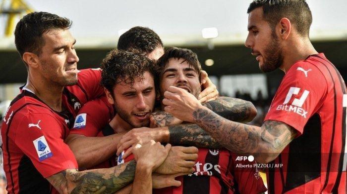 Tak Muluk-muluk, AC Milan Incar Scudetto di Liga Italia Musim 2021-2022