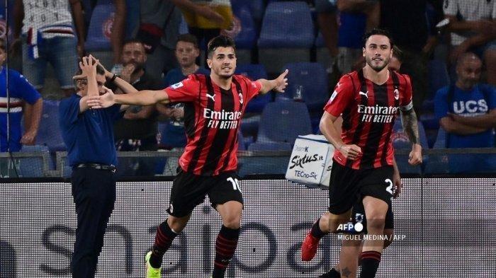 Habis Hakan Calhanoglu Terbitlah Brahim Diaz, Ini Keistimewaan Peran Kuncinya di AC Milan