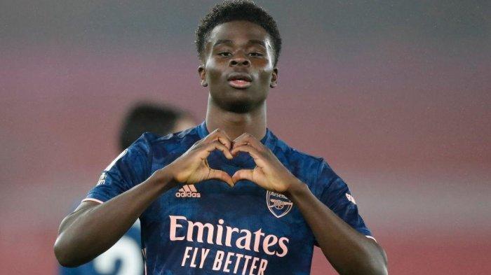 Uji Coba Jelang EURO 2020: Winger Muda Arsenal Bawa Inggris Menang Tipis