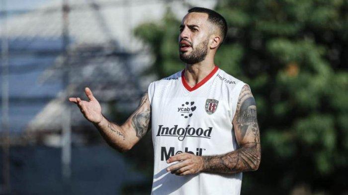 Gelandang Asing Bali United Belum Percaya Liga 1 Digelar ...