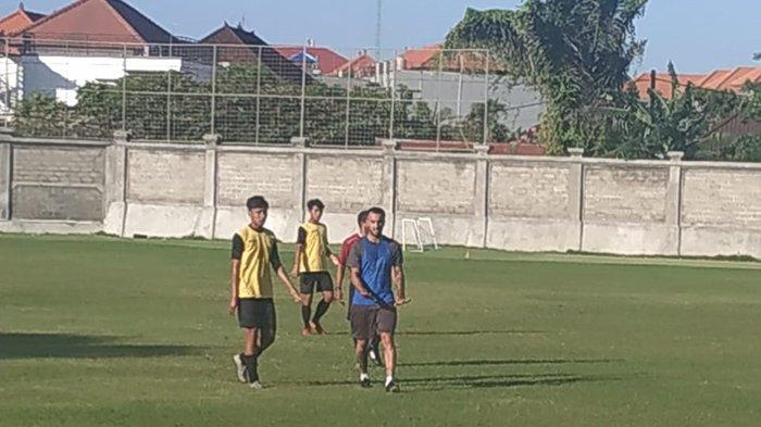 Latihan Bali United 3 Agustus 2020 Tak Bisa Ditonton Masyarakat Umum, Ini Alasannya
