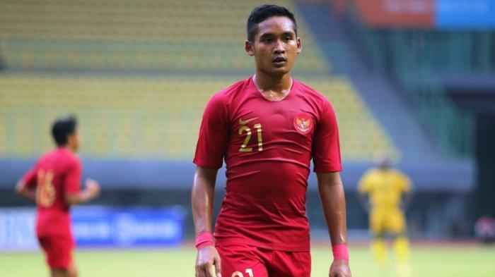 LIVE INDOSIAR Timnas Indonesia Vs Bali United, Kadek Agung: Saya Harus Mewaspadai Semua Pemain