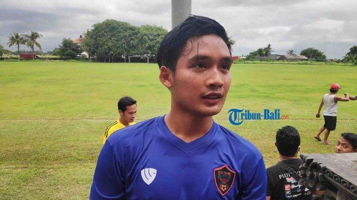 Timnas Indonesia U-23 Vs Bali United, Kadek Agung Jelaskan Kondisi Fisiknya