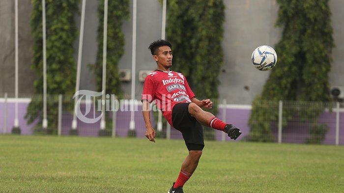 Pemain Bali United Taufiq Nilai Kompetisi Liga I Indonesia 2020 Bakal Seru dan Sengit