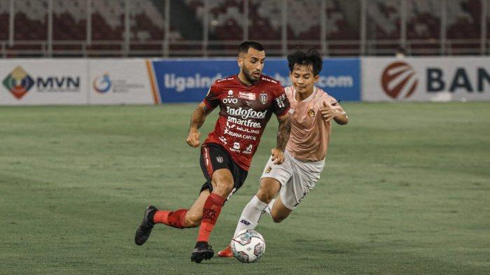 UPDATE Susunan Pemain Borneo FC vs Bali United: Tak Ada Braw Nouri dan Torres, Lilipaly Starter