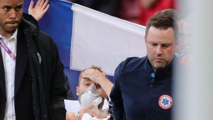 Suporter Inter Milan Puji Aksi Pemain AC Milan Ini Atas Insiden Kolapsnya Eriksen di Euro 2020