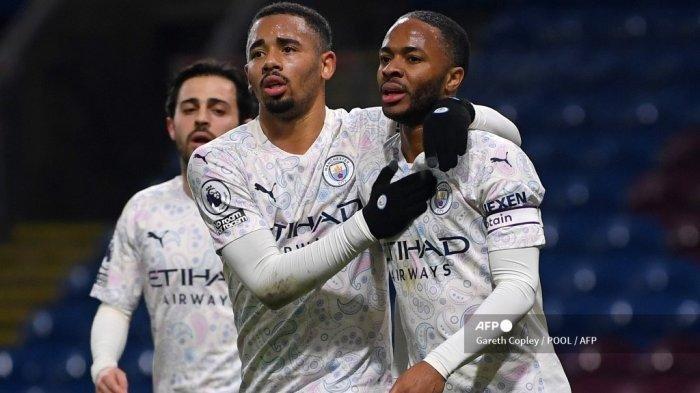 Hasil Liga Inggris: Manchester City Menang Atas Burnley, Pep Guardiola Singgung Tim Rival Man United