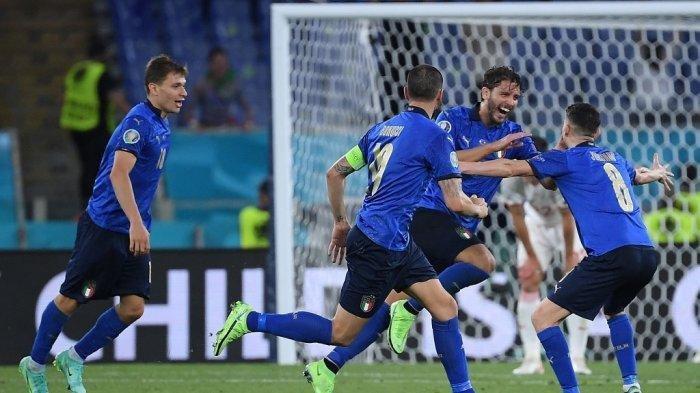 Prediksi dan Head to Head Italia vs Spanyol, Tim Matador Selalu Menang di Laga Semifinal Piala Eropa