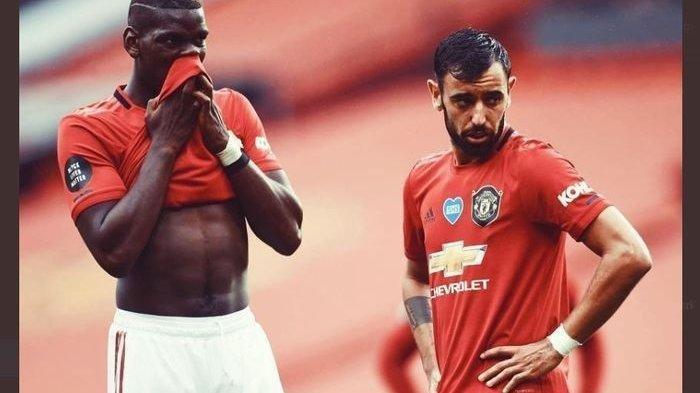 Prediksi Line Up Man United Vs Liverpool Malam Ini, Pogba Dkk dalam Misi Jegal Man City Juara