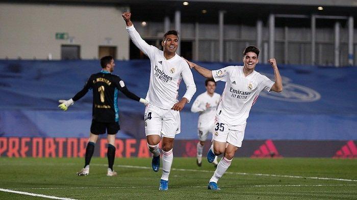 Update Klasemen dan Hasil Laliga: Real Madrid  Tuai Kemenangan dan Jaga Asa Raih Juara Liga Spanyol