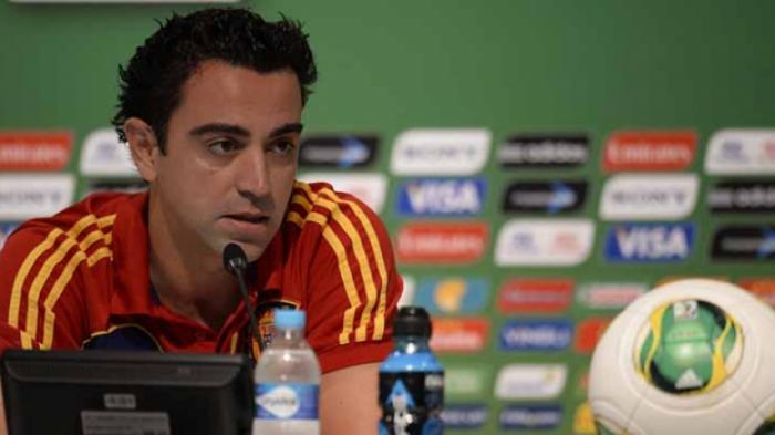 Sinyal Gantikan Ronald Koeman, Xavi Hernandez Tiba di Barcelona: Saya Datang ke Sini untuk Liburan