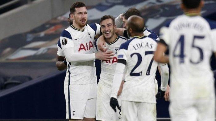 Wolfsberger AC Vs Tottenham, Mourinho Perpanjang Rekor Spesial, Berikut Hasil Lengkap Liga Europa