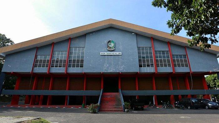 Pendatang ke Banyuwangi Akan Langsung Diisolasi di Gedung Olahraga Tawangalun