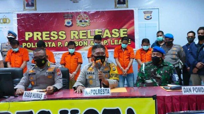 Praka MS Jadi Tersangka Diduga Jual Amunisi ke KKB Papua, Kolonel Cpm Paul: Hukumannya Pemecatan
