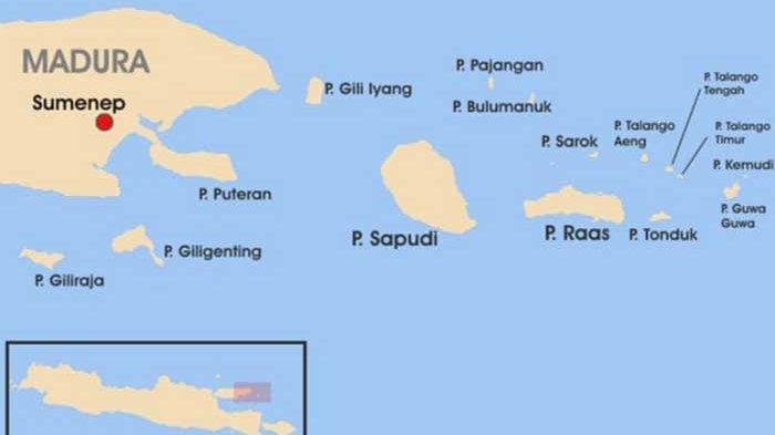 Gempa Terasa Kuat di Pulau Sapudi, Ada Rumah Warga Roboh