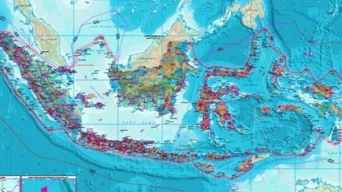Begini Penjelasan BMKG  Mengapa Aktivitas Gempa di Pulau Kalimantan Paling Rendah di Indonesia