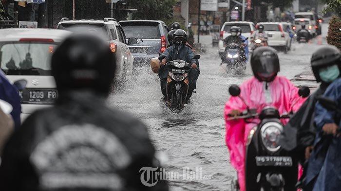 Peringatan Dini BMKG: Bali Masuki Puncak Musim Hujan, Waspada Cuaca Ekstrem dan Bencana Alam
