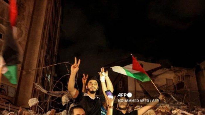 BREAKING NEWS: Israel dan Palestina  Setuju Gencatan Senjata Mulai Hari Ini