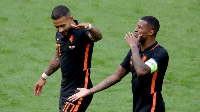 Hasil Belanda Vs Makedonia Euro 2020: Wijnaldum Cetak Dua Gol, De Oranje Menang Telak