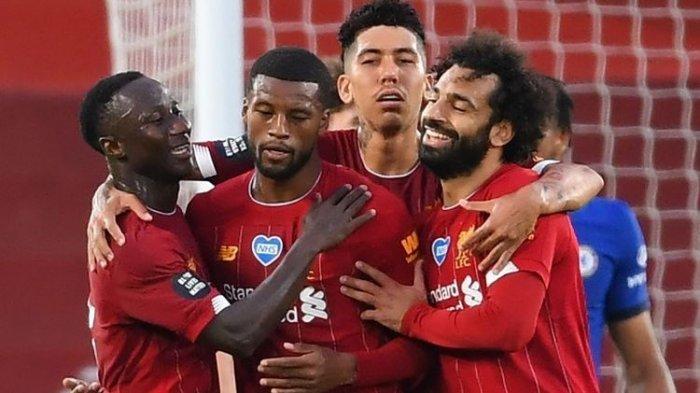 Bursa Transfer Liga Inggris: Liverpool dan Skenario Pelepasan Salah-Mane-Firmino, Dilakukan Bertahap