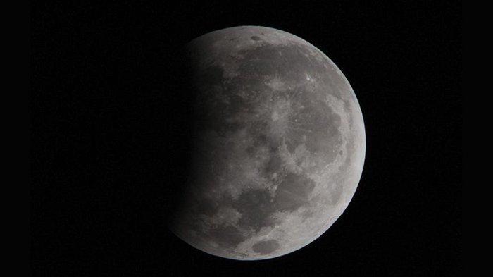Waktu Puncak Gerhana Bulan Berdasarkan WIB, WIT, dan WITA pada 11 Januari 2020