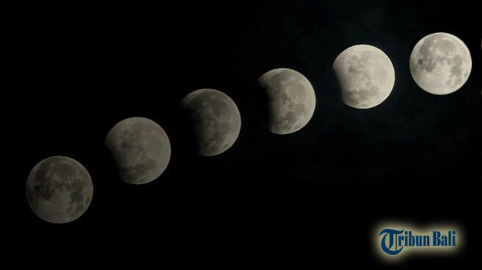 7 Tips Memotret Gerhana Bulan Penumbra Pakai Kamera HP, Hasilkan Gambar Bagus, Wajib Dicoba!
