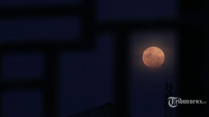 Ini Beda Gerhana Bulan Penumbra dengan Bulan Purnama Biasa