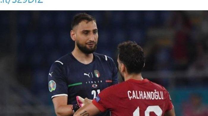 Presiden AC Milan Akhirnya Buka Suara Donnarumma Pilih ke PSG dan Calhanoglu Berlabuh ke Inter Milan