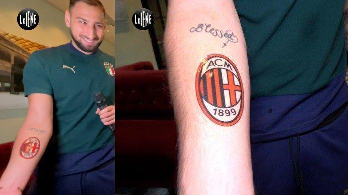 Tato Berlogo AC Milan dan Jawaban Gianluigi Donnarumma Soal Respect dan Kecintaannya pada Rossoneri