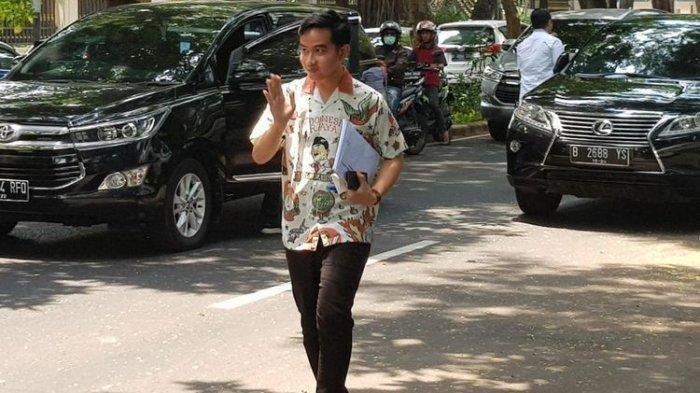 Reaksi Anak Jokowi Gibran Rakabuming Raka Pengumuman Rekomendasi Calon Wali Kota Solo Ditunda