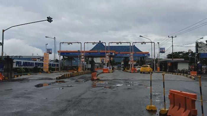 Empat Peleton Polisi Perketat Pelabuhan Gilimanuk, Antisipasi Pemudik Nekat