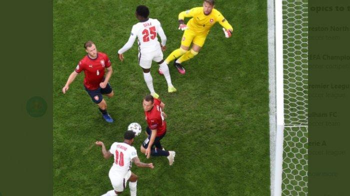 Euro 2020: Inggris Akhiri Pertandingan Terakhir Babak Penyisihan Grup dengan Kemenangan