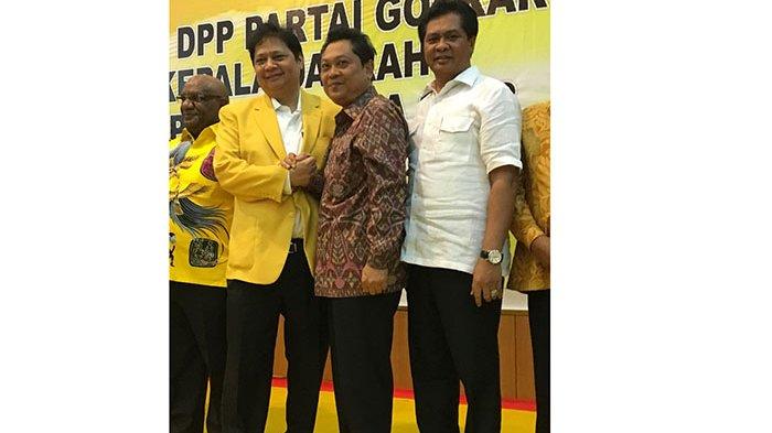 Final Sudikerta Diutus DPP Golkar Dampingi Rai Mantra Sebagai Cawagub Bali, Ini Komentar Sudikerta
