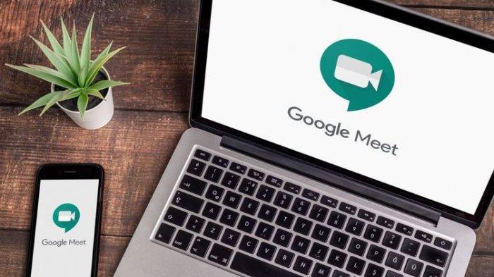 Inilah Cara Menghemat Kuota Data Google Meet untuk Belajar Online atau Belajar Daring