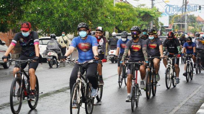 Tren Gowes Alami Penurunan, Penjualan Sepeda Gayung di Denpasar Juga Merosot